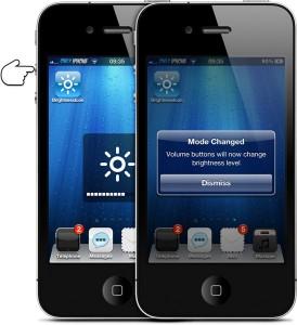 Luminosité pour améliorer l'autonomie de la batterie du téléphone portable
