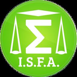 logo de l'école ISFA pour devenir actuaire