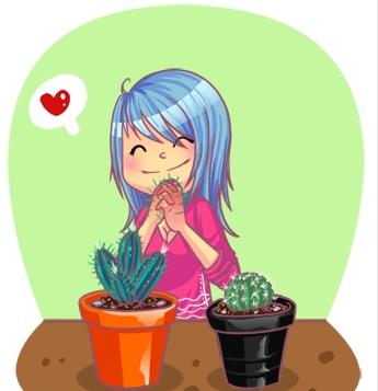 Les cactus ont besoin de soins particuliers