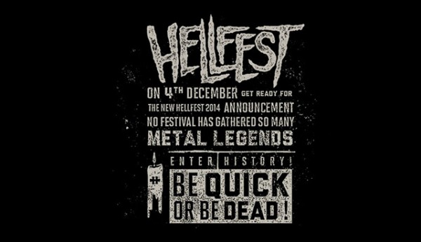 Hellfest annonce 2014