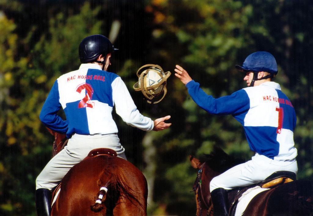 Le Horse-Ball