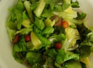 Salade sucrée