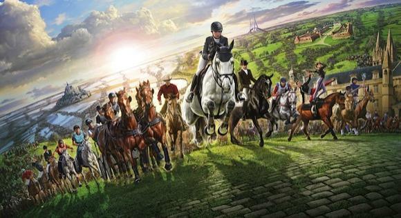Les Jeux Équestres Mondiaux : de 1990 à aujourd'hui