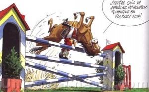 Sélections été sportif 2014 équitation
