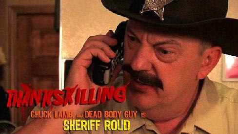 Chuck Lamb Sheriff Roud