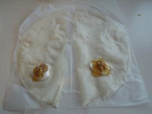 bouchée miel noix chèvre 1
