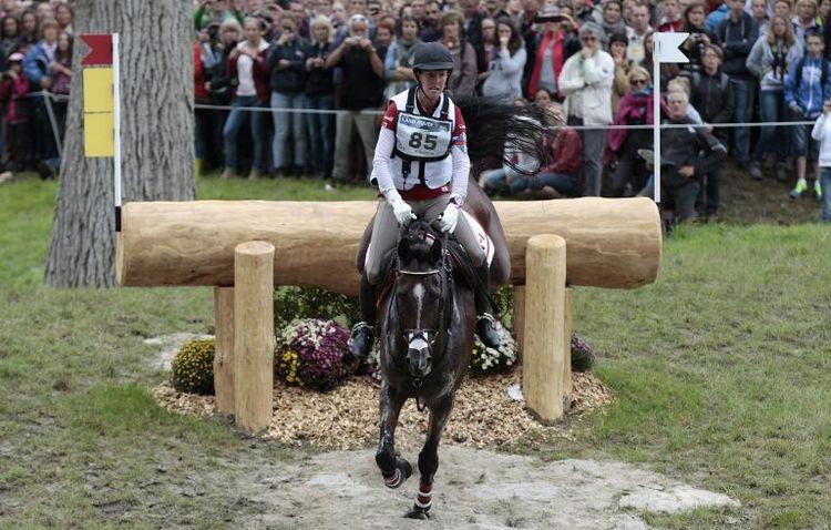 Résultats des Jeux Équestres Mondiaux 2014