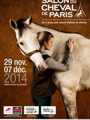Quizz cheval : des places à gagner pour le Salon du Cheval 2014