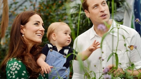Le prince William et sa femme Kate Middleton auront un second enfant