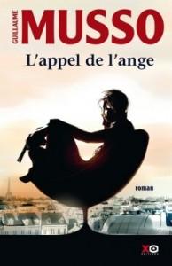 Ceci est la page couverture du livre de Guillaume Musso L'Appel de l'Ange