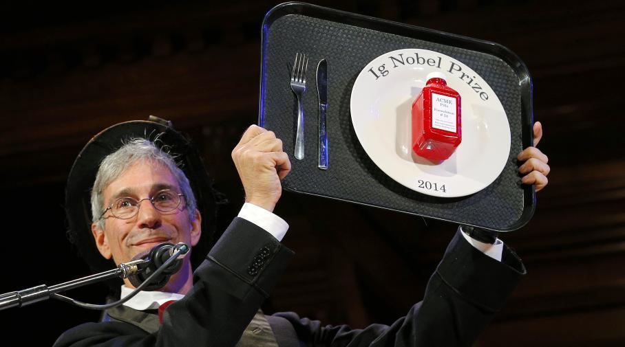 Les prix Ig Nobel 2014