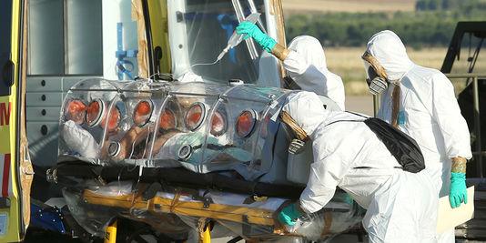 Actualités octobre 2014 Ebola en Espagne