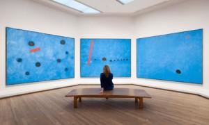 Miro - Bleu I, II, III