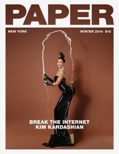 Kim Kadarshian casse Internet