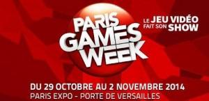 La Paris Games Week 2014