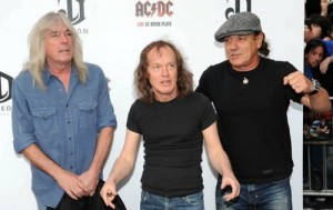 L'arrestation du batteur d'AC/DC