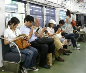 Une bonne raison de délaisser son téléphone portable est de s'ouvrir au monde