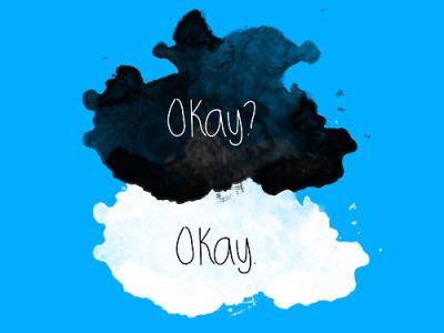 Okay ? Okay.