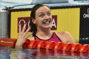 Championnat du monde natation petit bassin 2014 Katinka HOSZU