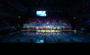 Championnat du monde natation petit bassin 2014
