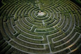 Rêver de se perdre dans un labyrinthe