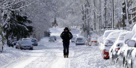 Importante vague de froid en France