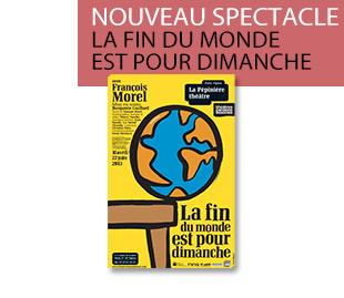 spectacle françois morel