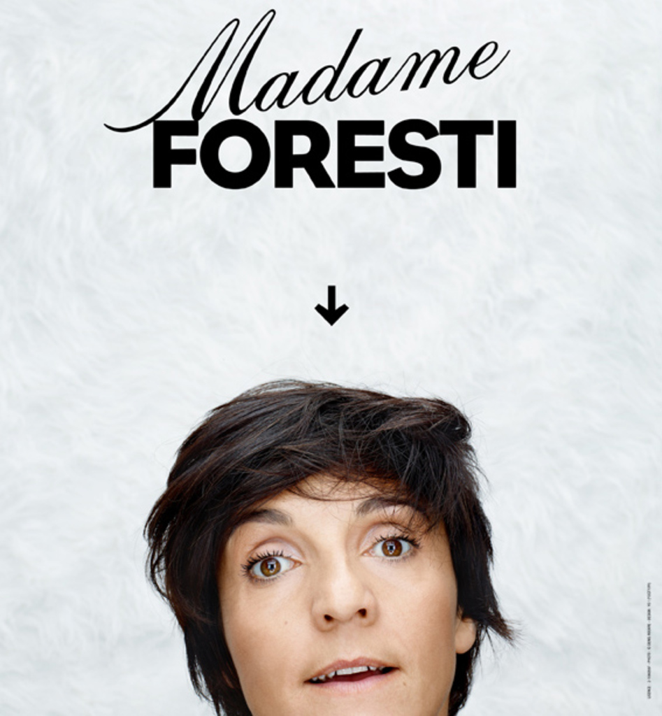 nouveau spectacle florence foresti