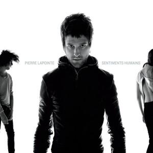 L'album de Pierre Lapointe : Sentiments humains