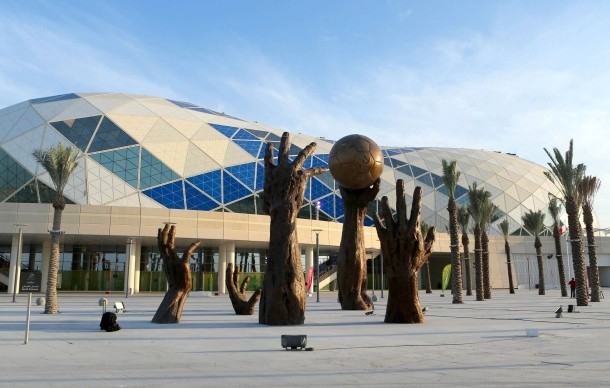 stade handball qatar