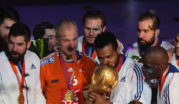 équipe de france champion du monde de handball 2015