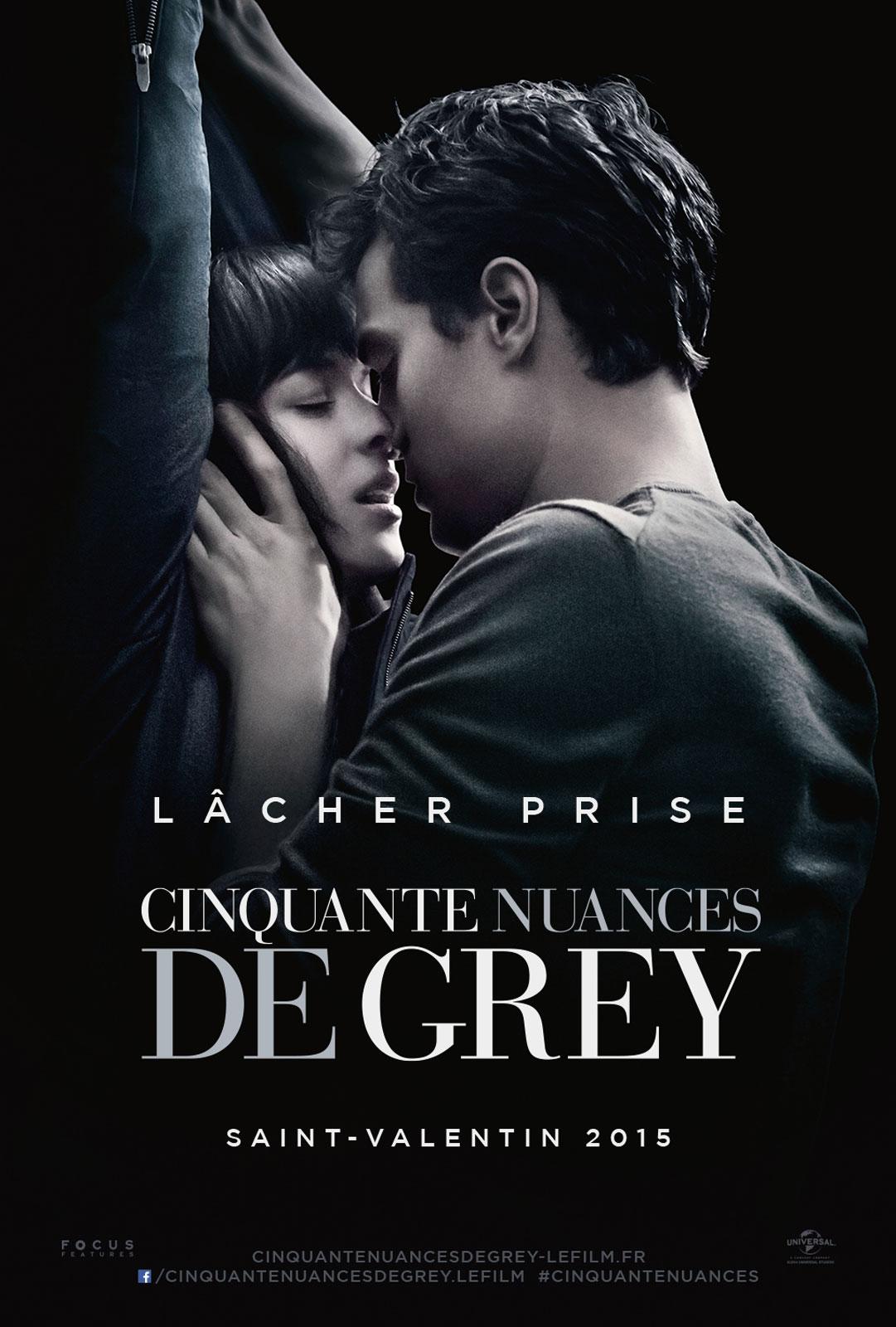 Cinquante Nuances de Grey, le film événement