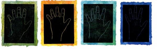 Les quatre formes de la main