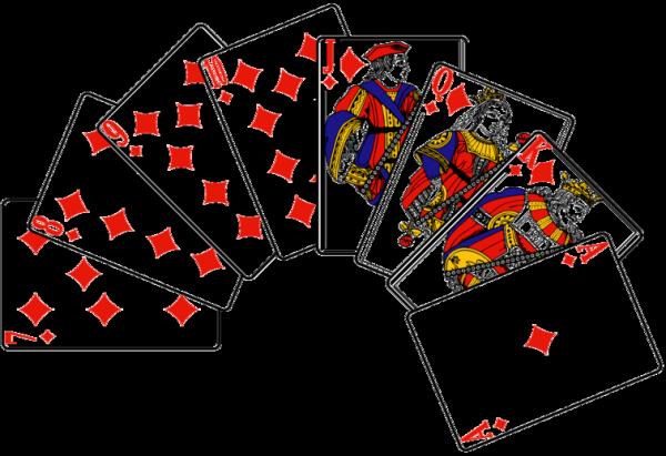 Divination à partir des cartes à jouer classiques
