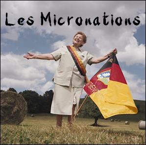 Les micronations
