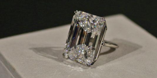 le diamant parfait le plus cher au monde