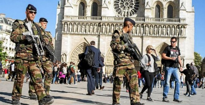 Attentat de deux églises déjoué