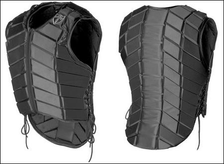 les gilets de protection d quitation magazine cheval monchval mag bien plus qu 39 un. Black Bedroom Furniture Sets. Home Design Ideas