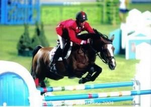 Steve Guerdat et Islovas Olympic