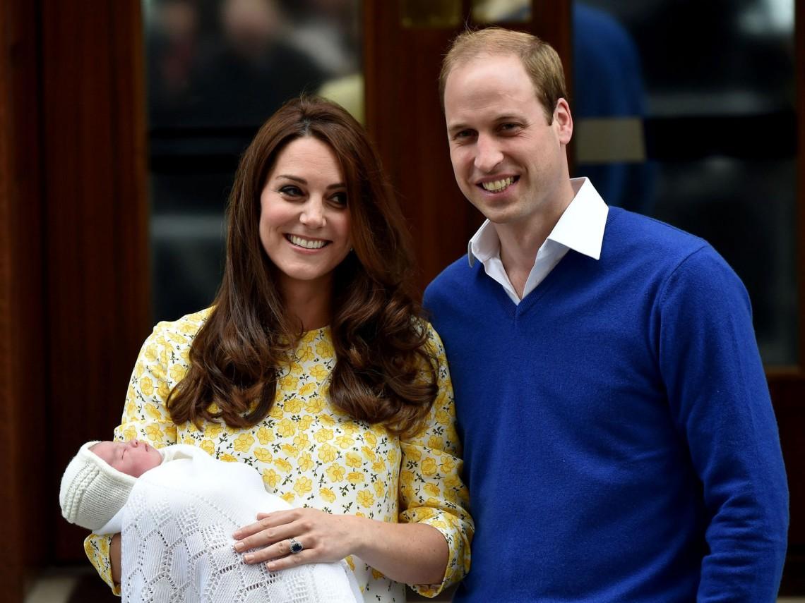 Naissance du deuxième enfant de Kate Middleton et du prince William