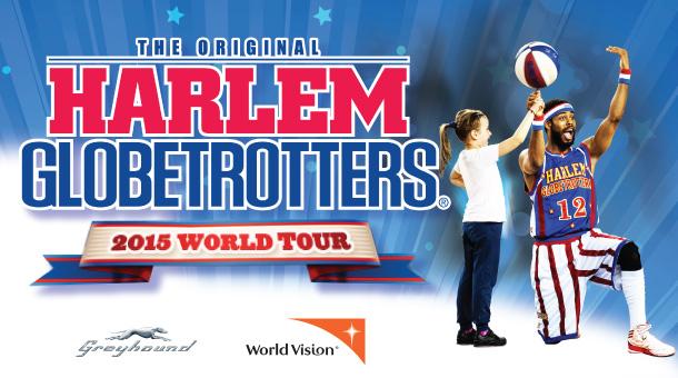 Tournée mondiale 2015 des Harlem Globetrotters