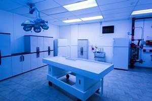 Salle de perfusion