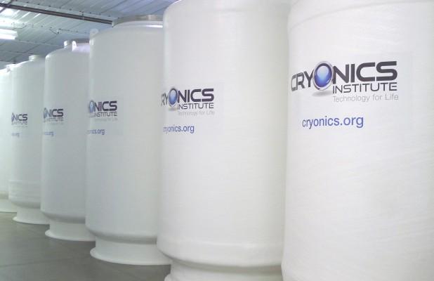 La cryogénisation