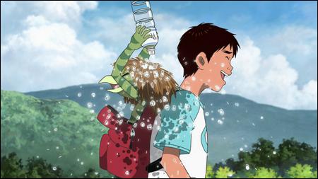 Koichi et son ami le kappa : Coo