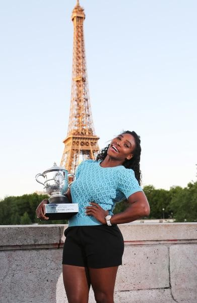 Roland Garros 2015 Serena Williams