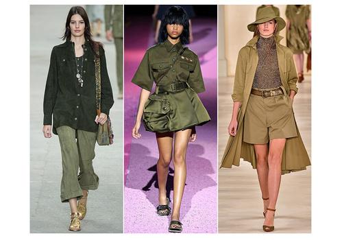 Les tendances modes de l'été 2015