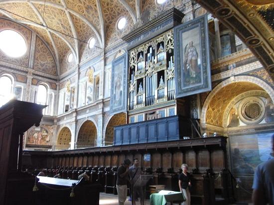 Visiter Milan San Maurizio
