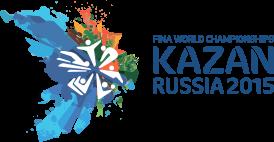 championnats du monde de natation en Russie
