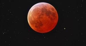 Eclipse de super lune