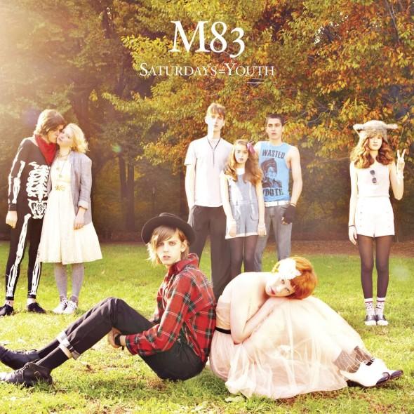 Zoom sur le groupe M83